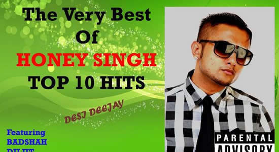 The Very Best Of Honey Singh