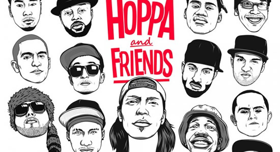 Hoppa And Friends