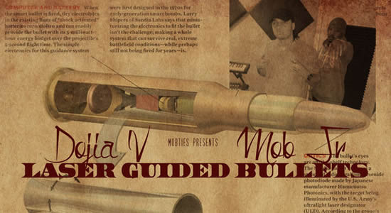 Laser Guided Bullets