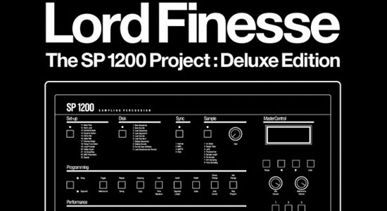 The SP1200 Project Deluxe Edition CD1