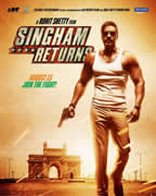 Singham Returns Mp3 Songs