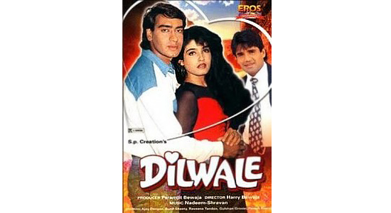 Dilwale 1994 mp3 songs