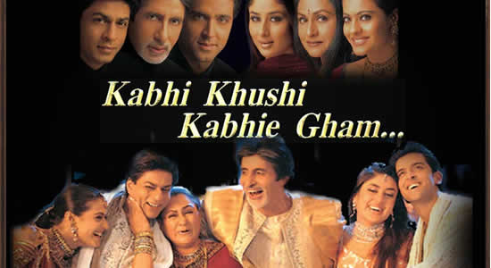 Kabhi Khushi Kabhi Gham Movie Songs 2001 Download, Kabhi