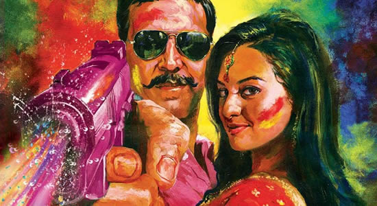 Rowdy rathore film all songs download / Accidental tourist