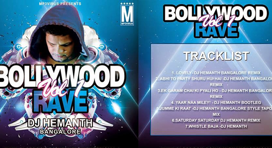 Bollywood Rave Vol.1
