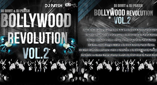 Bollywood Revolution Vol.2