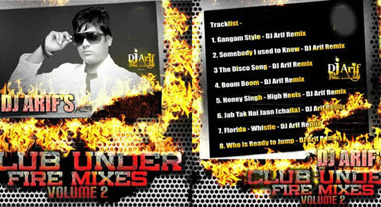 Club Under Fire Mixes vol.2