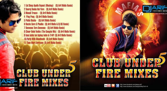 Club Under Fire Mixes vol.5