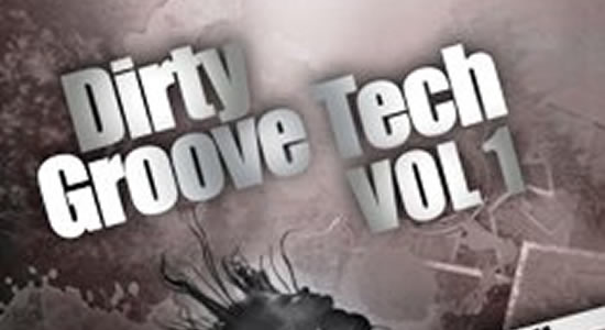 Dirty Groove Tech - Vol 1