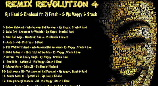 Remix Revolution Vol.4